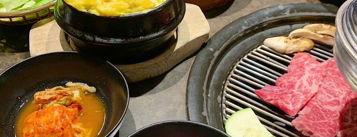 Samwon Garden BBQ is one of To try restaurants.