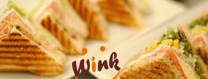 Cafe Wink is one of The 15 Best Places for Pasta in New Delhi.