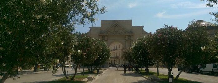 Piazza San Pietro is one of สถานที่ที่ Sebastian ถูกใจ.