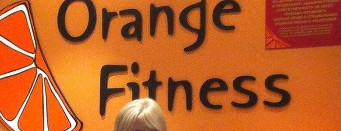 """Orange Fitness is one of Скидки """"Туризм и отдых""""."""