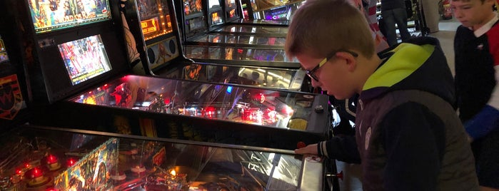Dutch Pinball Museum is one of Амстер.