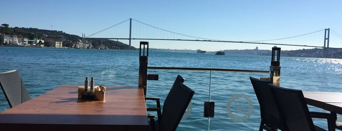 İnci Bosphorus is one of Tempat yang Disukai Ragip.