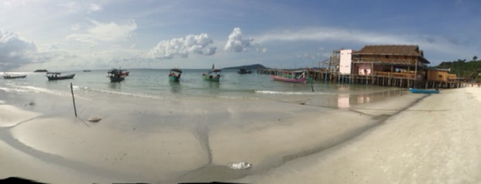 Koh Rong Beach is one of Daphne 님이 좋아한 장소.