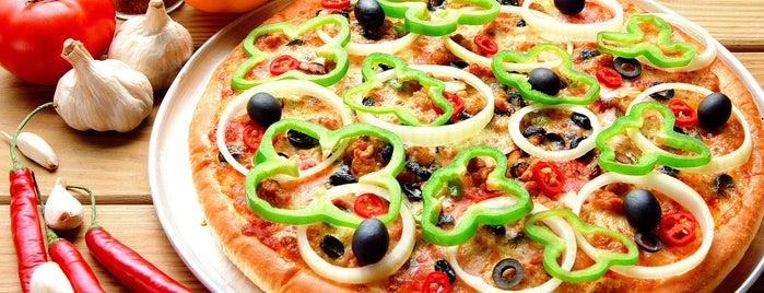 Pizza Donatos is one of Lieux qui ont plu à Mesut.