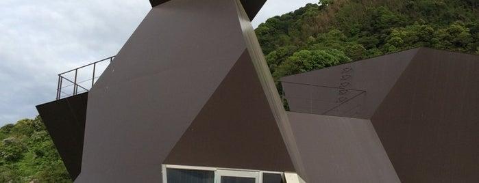 今治市伊東豊雄建築ミュージアム is one of ベスト美術館.