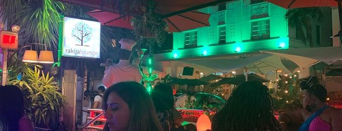 Rakija Lounge is one of Lugares favoritos de Italian.