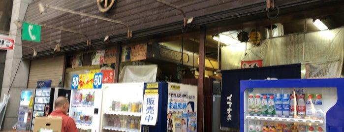 Imanaka is one of 酩酊・大阪八十八カ所.