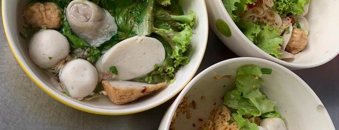 ฝู ลูกชิ้นปลา is one of เชียงใหม่_5_noodle.