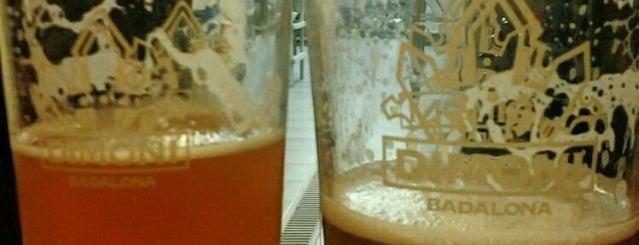 Dimoni Beer Factory is one of สถานที่ที่ Laura ถูกใจ.