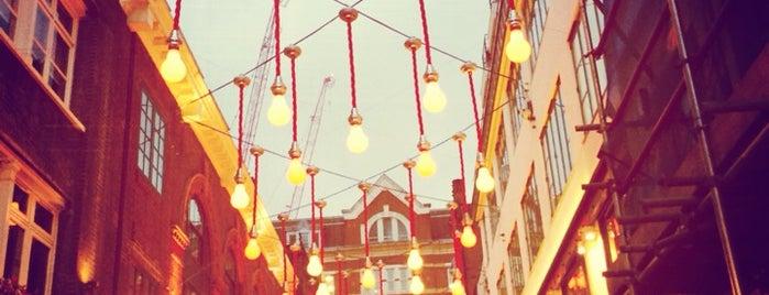 Carnaby Street is one of Twenty-One London Picks.