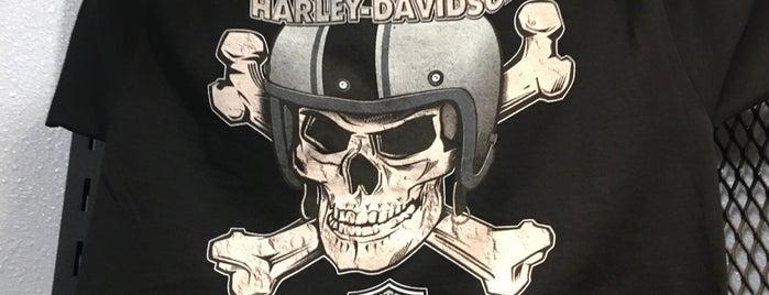 Harley-Davidson is one of Outsidelands.