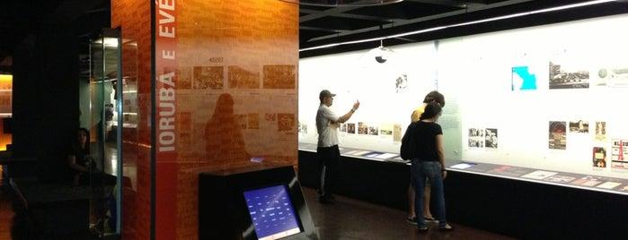 Museu da Língua Portuguesa is one of 100+ Programas Imperdíveis em São Paulo.