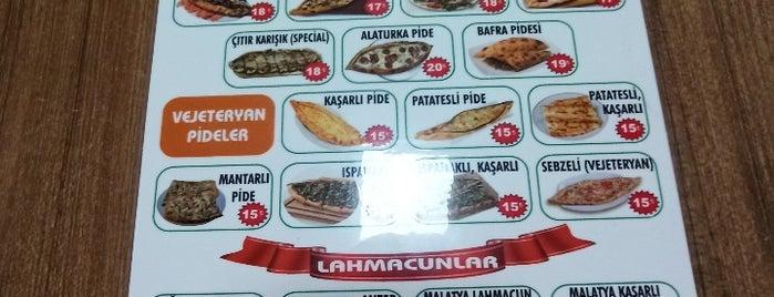 Beşiktaş Çıtır Pide & Lahmacun is one of สถานที่ที่บันทึกไว้ของ Aydın.