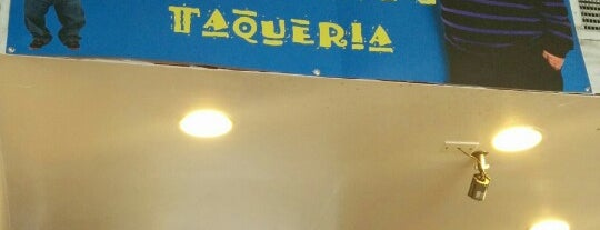 Chuy Bravo's Taqueria is one of Outside NY.