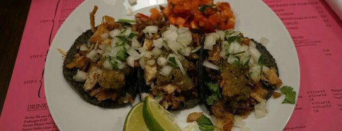 The Holy Taco Shack is one of Friburgo.