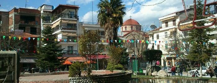 Πλατεία Καρατάσου is one of Posti che sono piaciuti a George.