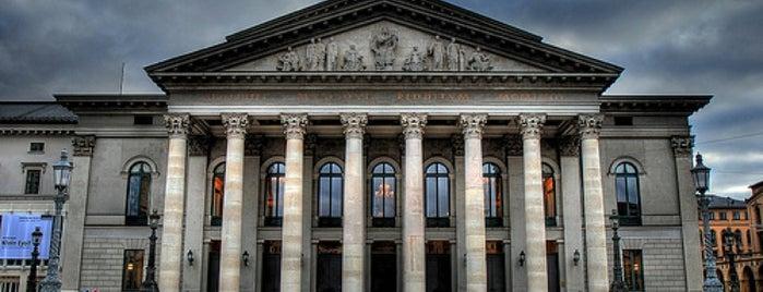 Bayerische Staatsoper is one of München mit Mama.