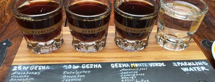 Devoción is one of New York.