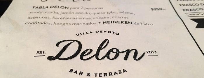 Delon - Panes & Deli is one of Deli.