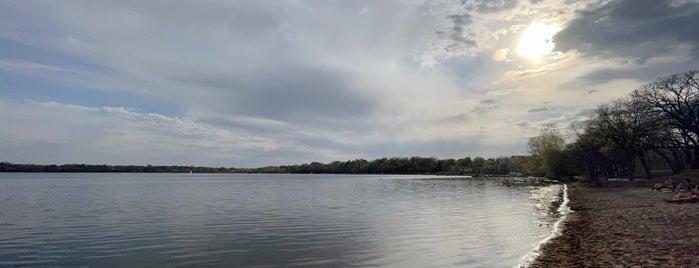 Lake Harriet North Beach is one of Fun in the Sun: Minneapolis.