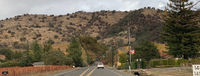 Stags Leap Wine District is one of NVFF | Wine Partners.