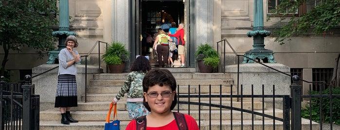 City Of Lakes Waldorf School is one of Tempat yang Disukai Alan.