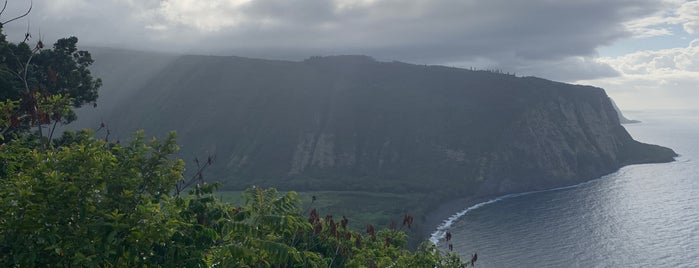Waipio Lookout is one of Big Island.