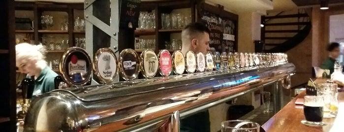 Prague Beer Museum is one of Orte, die João gefallen.