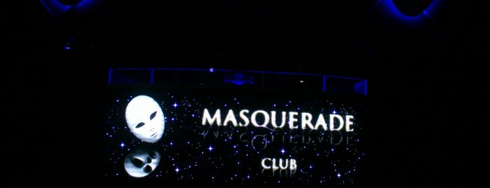 "Masquerade Club is one of ""Must See"" Nightclubs."