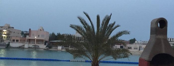 Al Khiran Resort is one of Posti che sono piaciuti a Dana.