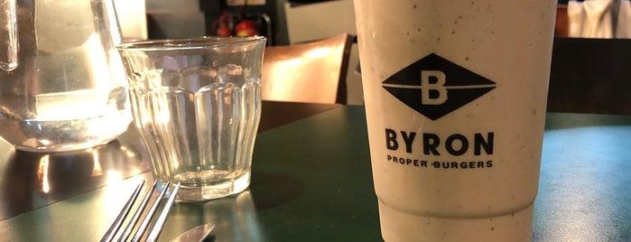 Byron is one of Posti che sono piaciuti a Dana.