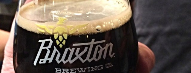 Braxton Brewing Company is one of Cincinnati Bars.