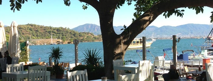 Marina Vista Restaurant is one of Fethiye.