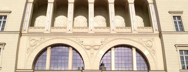 Hamburger Bahnhof – Museum für Gegenwart is one of Berlin Best: Sights.