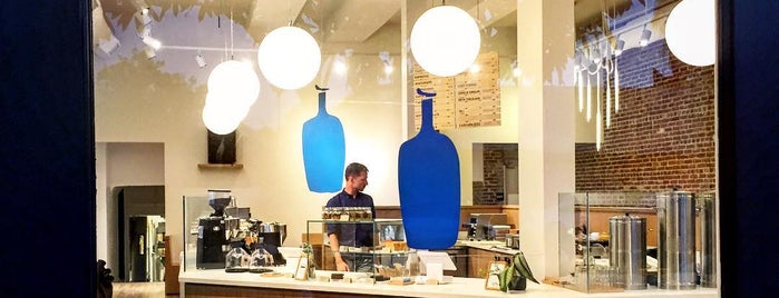 Blue Bottle Coffee is one of Hell-A: To Dos in Los Angeles.