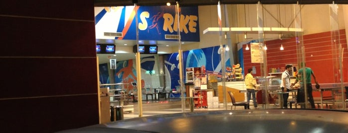 Strike Bowling Center is one of Firasさんのお気に入りスポット.
