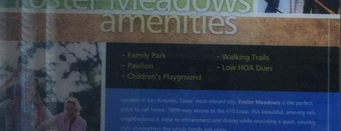 Foster Meadows is one of สถานที่ที่ Raul ถูกใจ.
