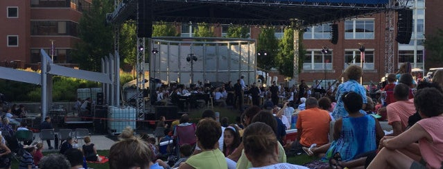 Symphony on the Commons is one of Jared's Liked Places.