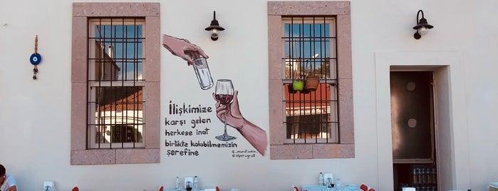 Neş'e Meyhane is one of Ayvalık.