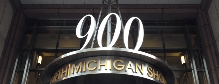 900 North Michigan Shops is one of Posti che sono piaciuti a Rick.