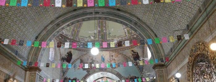 Templo de la Virgen de la Asunción is one of Orte, die Lau 👸🏼 gefallen.