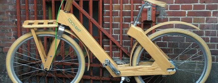 Holland Rent-A-Bike is one of Lugares favoritos de Sven.