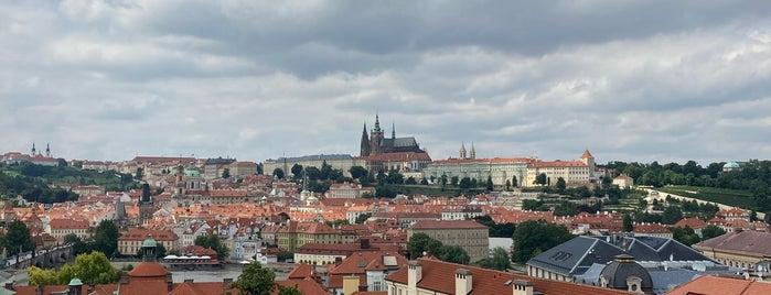 Astronomická věž Klementina is one of Todo Prague.