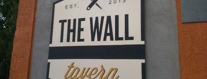 The Wall Tavern is one of Katie 님이 좋아한 장소.