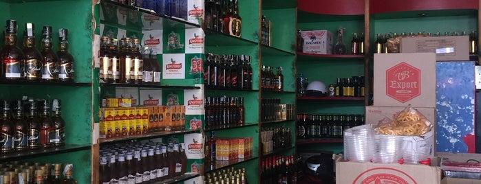Sri harish bar and restaurant is one of Avinash'ın Beğendiği Mekanlar.