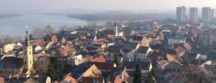 Zemun is one of Belgrad.