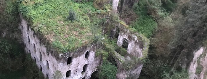 Antico Mulino (old mill) is one of Napoli.