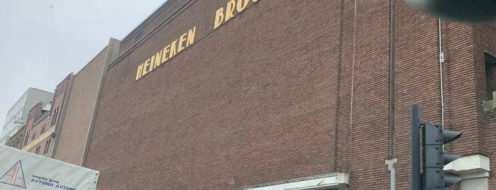 Heineken International B.V. is one of AMS.