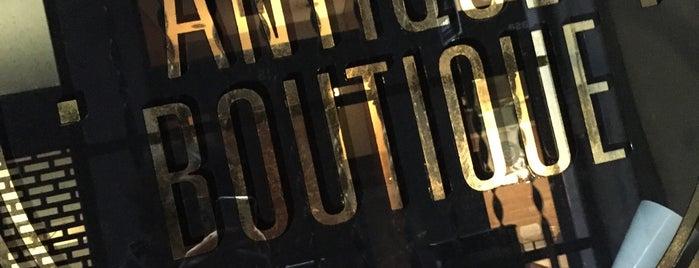 Antique Boutique is one of Bcn sept 2018.
