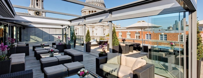 Grange St. Pauls Hotel is one of Bons plans Londres.